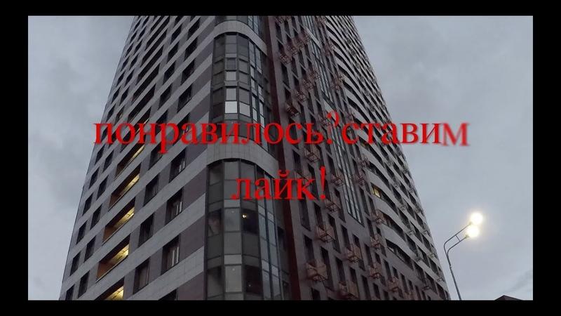 Эркерный балкон ЖК Ленинградский Замена холодного остекления на теплое вторым контуром