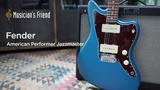 Fender American Performer Jazzmaster - Demo, Features and Specifications