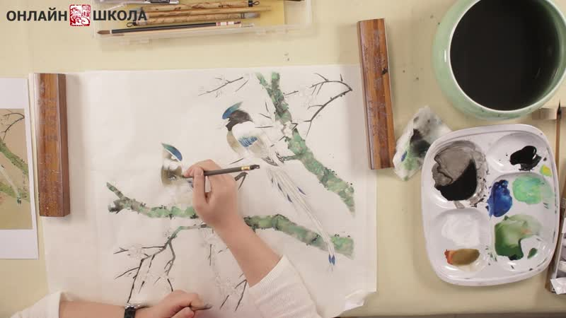 Трейлер Птицы на ветке ГУНБИ и МОГУФА