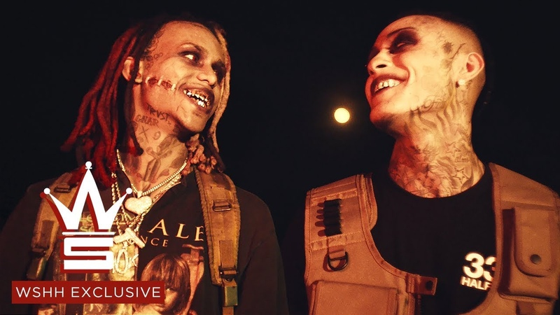Lil Gnar Feat. Lil Skies Grave (WSHH Exclusive - Official Music Video)
