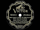 1935 Tommy Dorsey - Santa Claus Is Comin' To Town (Cliff Weston Edythe Wright, vocal)