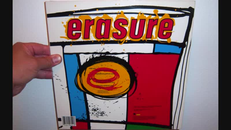 Erasure - Sometimes (12Inch. Extended Mix Version And Edit.) By SOLAR Music Records Inc. Ltd. Video Edit.