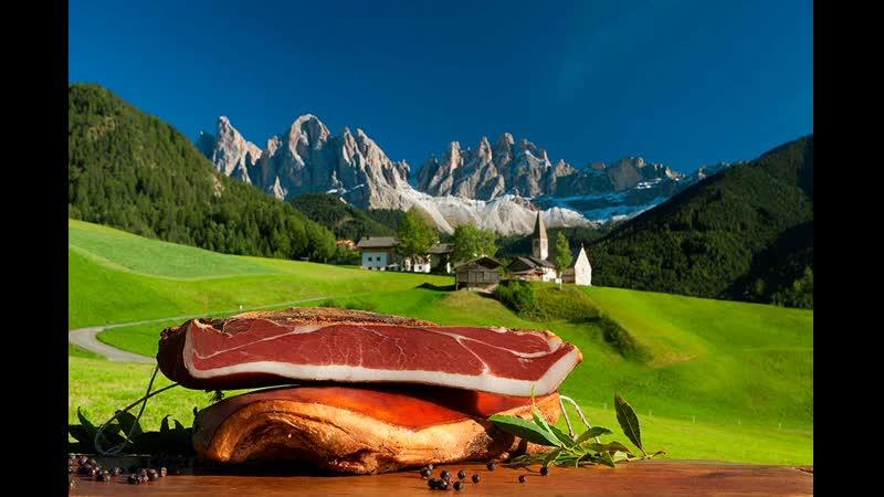 Südtiroler Speck - Speck Alto Adige