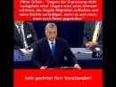 Viktor Orbán ✔Rede im EU Parlament vom 11.09.2018 deutsch übersetzt