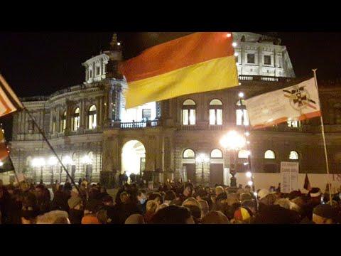 12.11.2018 Pegida Dresden... Gemeinsam gegen das Unrecht...