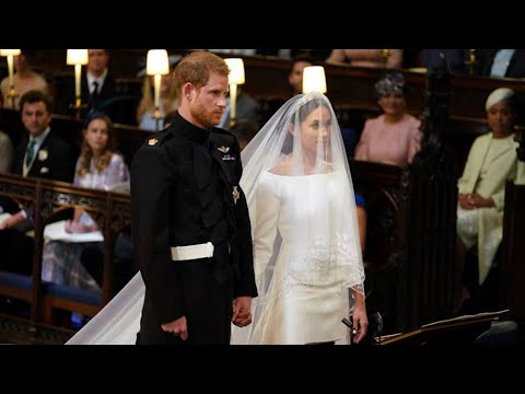 Watch live The royal wedding of Prince Harry and Meghan Markle
