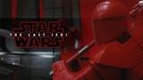 Star Wars The Last Jedi Praetorian Guard Fight