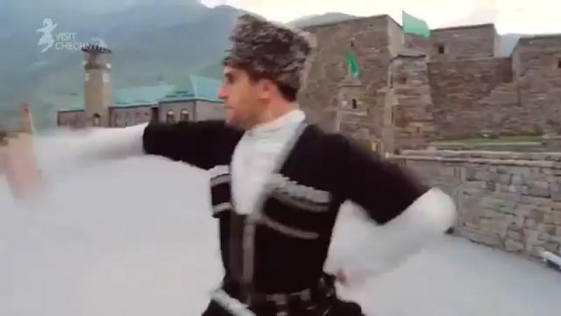 Ансамбль Нохчо 4 часть