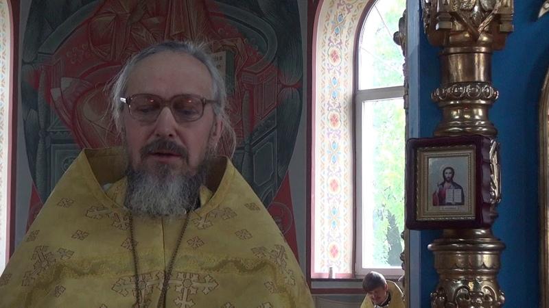Преподобный Иона Киевский Архимандрит Аввакум Давиденко 1 октября 2017