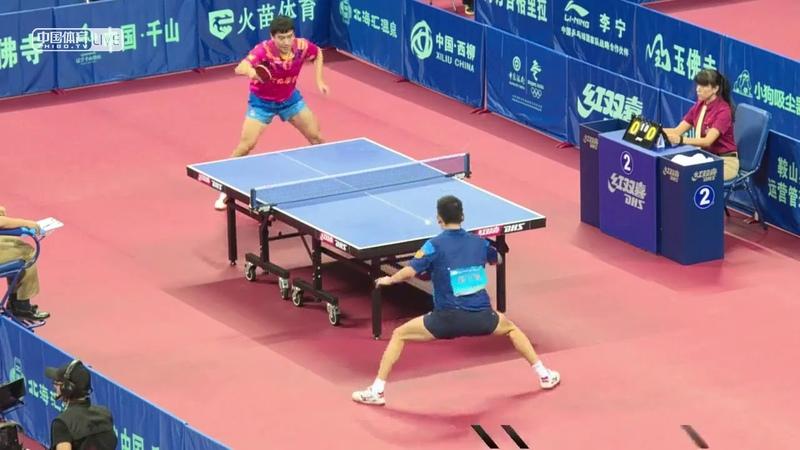 Liang Jingkun vs Liu Dingshuo | China National Championships 2018
