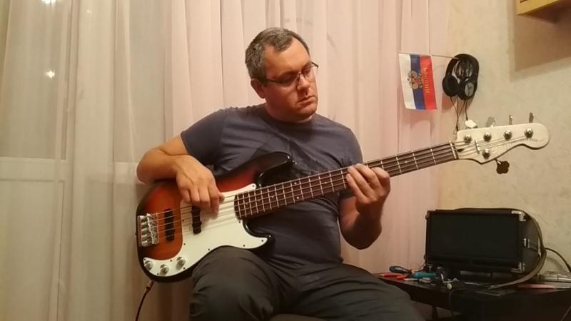 Squier Precision Bass Standard Series