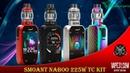 Smoant Naboo 225w kit - Круто и современно! | Vape31 Review