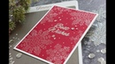 Unboxing: Spellbinders GLIMMER Machine FOILED Christmas Cards