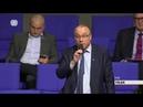 Jens Maier AfD überführt den SPD Abgeordneten Brunner der Verbreitung von Fake News. 29.11.2018