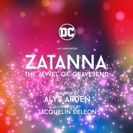 """Alys Arden on Instagram: """"The 🐇 is out of the 🎩! @jacquelindeleon and I are working on a Zatanna graphic novel for @dccomics 🎩 Link in bio for ..."""