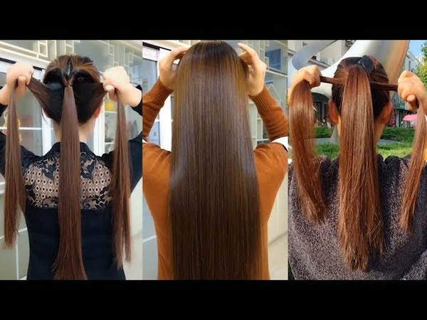 Easy Hair Style for Long Hair | TOP 35 Amazing Hairstyles Tutorials Compilation 2018 | Part 142