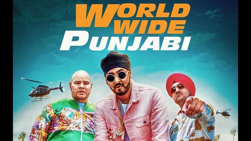 TIGER THE MOVIE   Worldwide Punjabi Official Music Video   Manj Musik ft Fat Joe Sikander Kahlon
