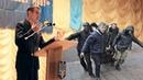 Як Руслан Кошулинський з під куль виносив Юрія Кравчука 20 лютого 2014 на Інститутській