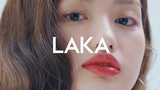 LAKA cosmetic film I GIRL ver.
