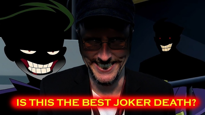 Ностальгирующий Критик - Лучшая сцена смерти Джокера?