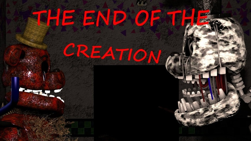 [SFM FNAF] Don't mess with Ignited Freddy 5 - The End of the Creation | Bertbert