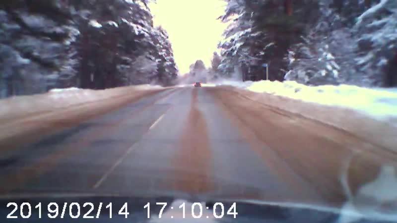 Водитель из Кимр ищет свидетелей происшествия на дороге
