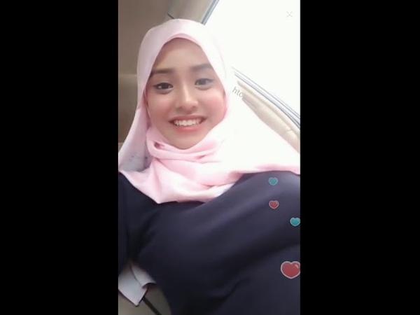 AsyaLı TürbanLı GüzeL kız Arabadayken Bigo Live de CanLı Yayın Yapıyor Harika _ Videolar Live
