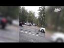 Жесткая авария на Минском шоссе