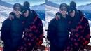 Priyanka Chopra After Wedding Celebrating Her First New Year With Husband Nick Jonas in Switzerland