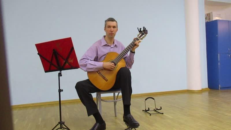 Наполним музыкой сердца (Ю.Визбор) Сергей Воропаев