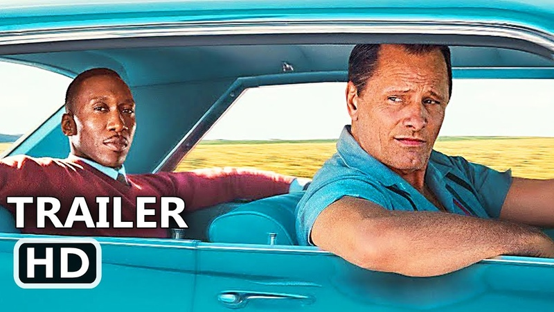 GREEN BOOK Official Trailer 2018 Viggo Mortensen Mahershala Ali Drama Movie HD