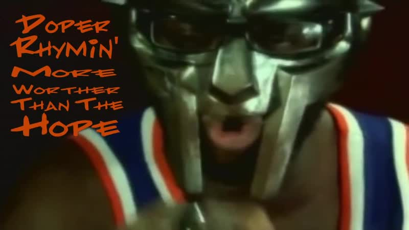 "MF DOOM Gorillaz - ""November Has Come"" Video (Re-Edited)"
