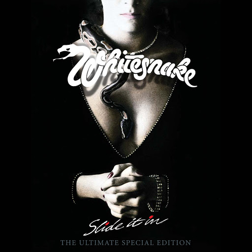 Whitesnake альбом Slide It In: The Ultimate Edition (2019 Remaster)