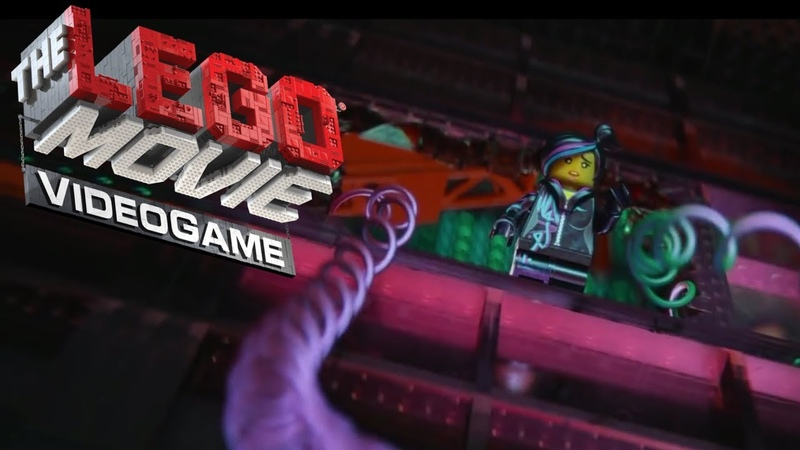 ОГРОМНОЕ ЗДАНИЕ 🏢 The Lego Movie Videogame