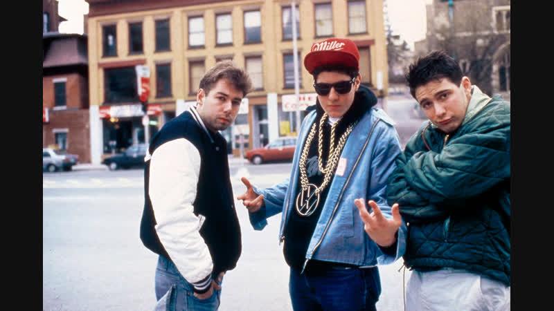 Beastie Boys - Acapella Triple trouble