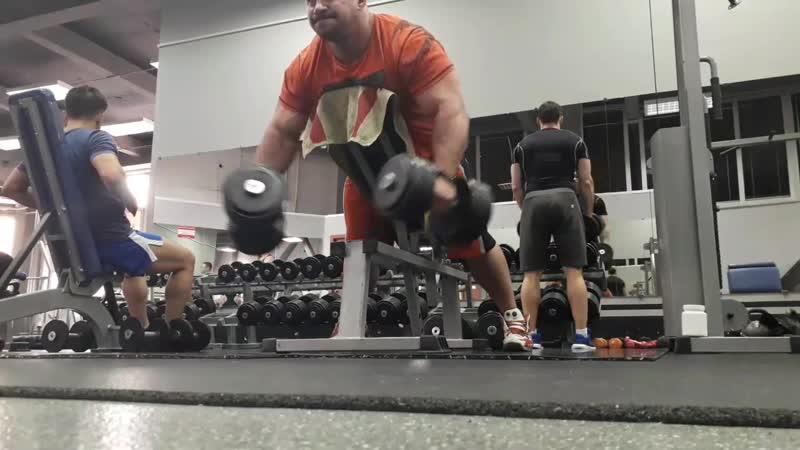 Махи в наклоне 24 кг