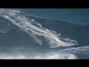 Майя Габейра покорила 20-метровую волну | Фальшивые чувства