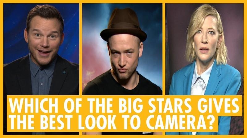 Hollywood Stars Give Their Best Look To Camera - Chris Pratt, Cate Blanchett, Taron Egerton More
