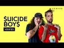 $uicideBoy$ Carrollton Official Lyrics Meaning Verified перевод rus subs