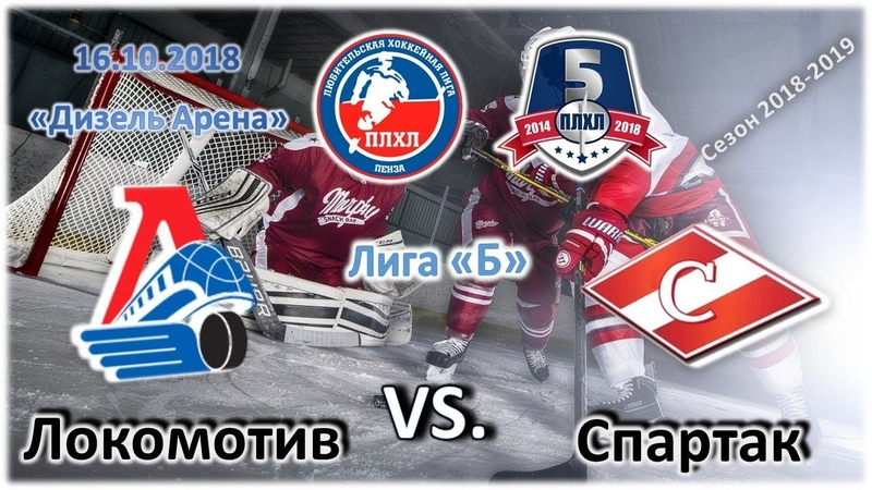 Локомотив - Спартак. Обзор матча