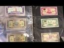 Моя коллекция банкнот Украины 1917-2019 Дополненная