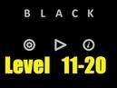 Black - Level 11 - 20 Level 11 12 13 14 15 16 17 18 19 20 Bart Bonte