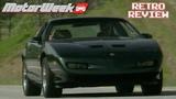 1991 Pontiac Trans Am GTA  Retro Review