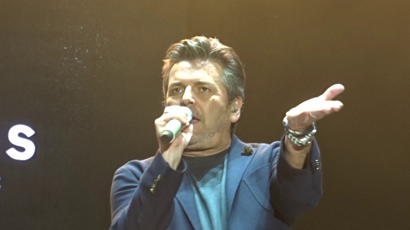 Thomas Anders - Konopiště,20.07.2018 - Just We Two (Mona Lisa)