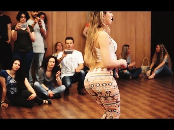 TARRAXINHA LADY STYLING Morgane Lucia demo @BTF 2018
