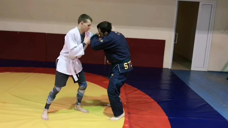Боевое джиу-джитсу(Combat jiu-jitsu)