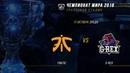FNC vs GRX ЧМ 2018 Групповая стадия День 8 Игра 3