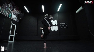 Timo Maas - High Drama - breaking by Bboy KiD - Dance Centre Myway