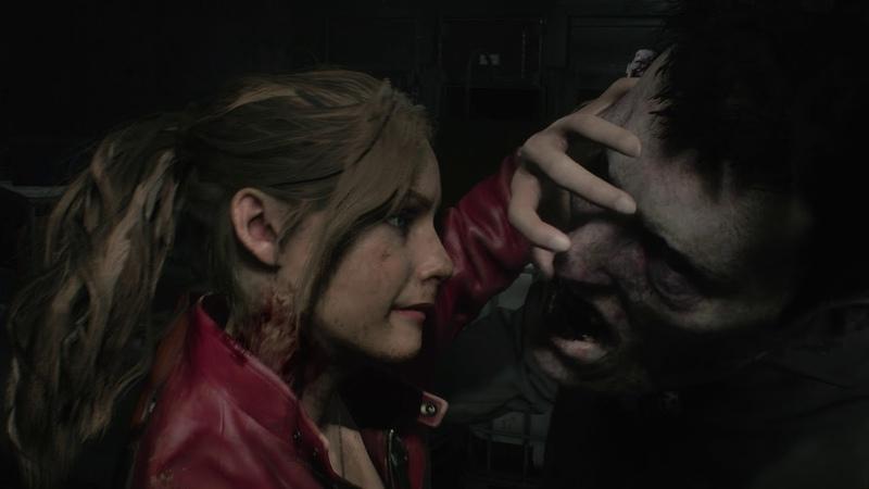Resident Evil 2 - Gameplay da Batalha contra o Licker