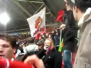 Amsterdam Arena!!! VAK-410!!!